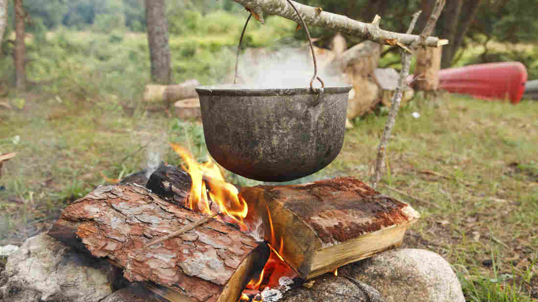 The tradition of making soup is probably at least 25,000 years old, says one archaeologist.