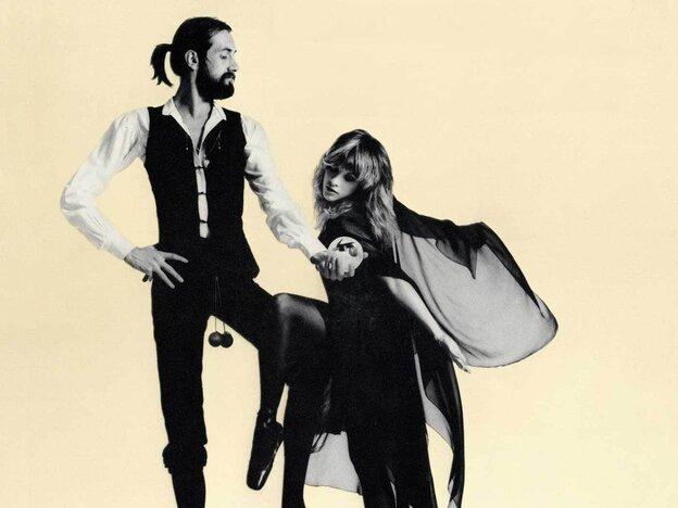 Cover art for Fleetwood Mac's Rumors album.