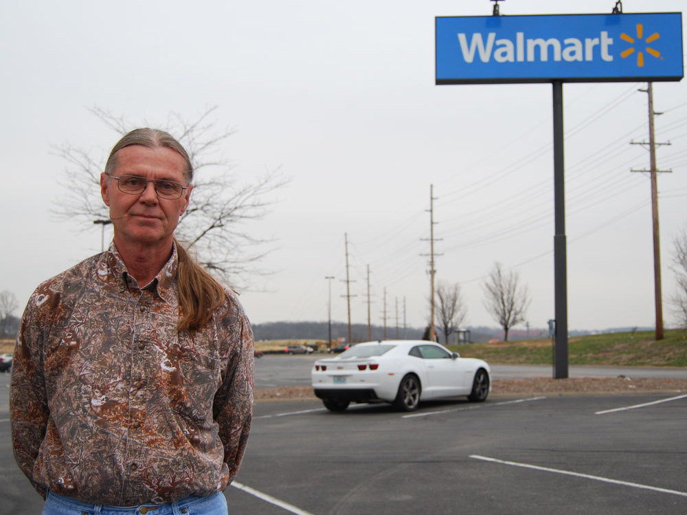 Small Farmers Aren't Cashing In With Wal-Mart : NPR