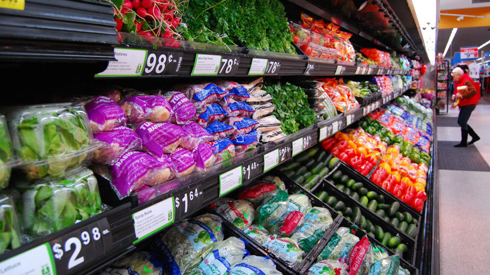 Small Farmers Aren't Cashing In With Wal-Mart : The Salt : NPR