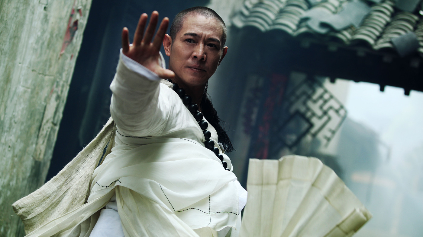 Movie Review The Sorcerer And The White Snake Npr