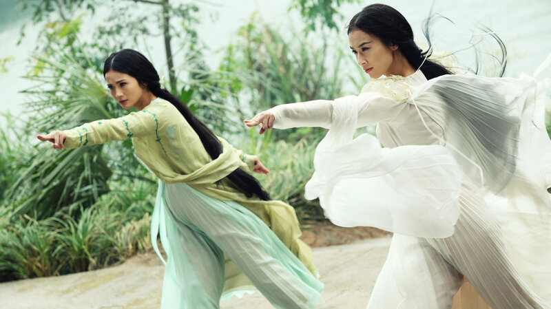 download the sorcerer and the white snake english subtitle