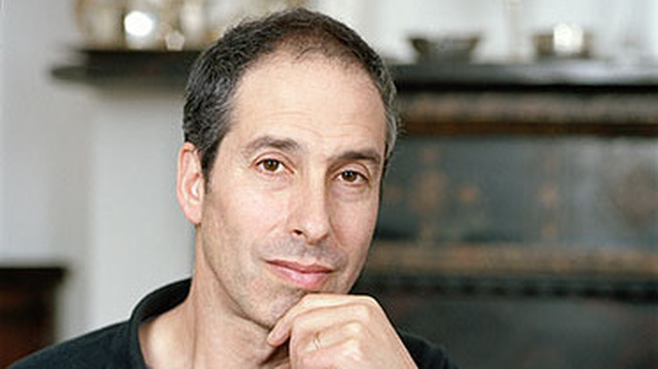 James Lasdun was born in London and now lives in upstate New York. He has published two novels, as well as several collections of short stories and poetry, and was the winner of the inaugural U.K./BBC Short Story Prize. (Courtesy Farrar, Straus & Giroux)