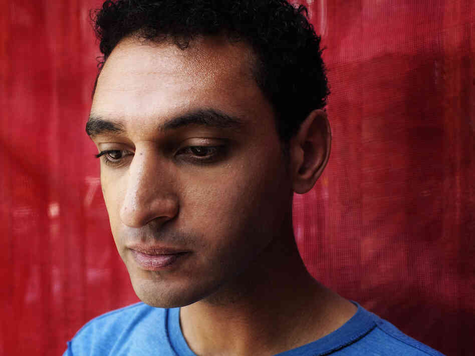 Composer Mohammed Fairouz, whose hour-long chamber opera Sumeida's Song recently appeared on recording and on stage.