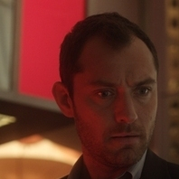 Though his Dr. Jonathan Banks doesn't receive top billing, Jude Law will prove to be the key protagonist of Side Effects.