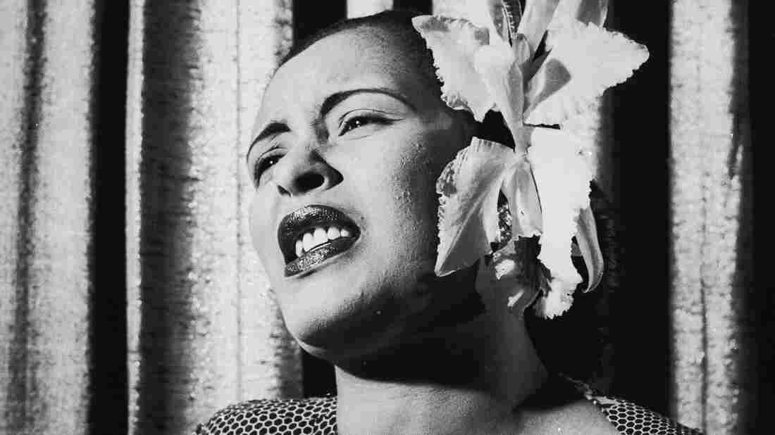 """Billie Holiday topped Jazz24's list of the greatest jazz vocal songs with """"Strange Fruit."""""""