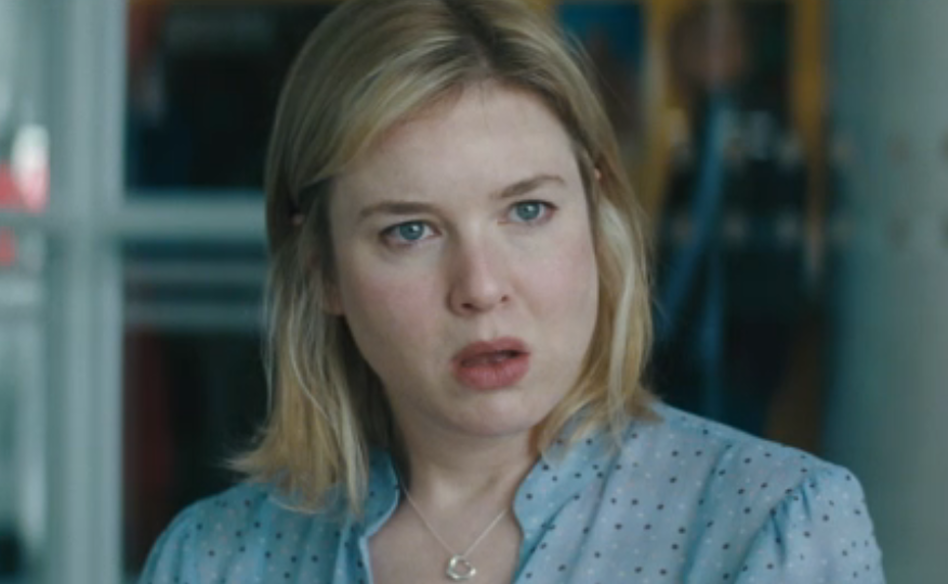 Renee Zellweger in a scene from Bridget Jones: The Edge of Reason.