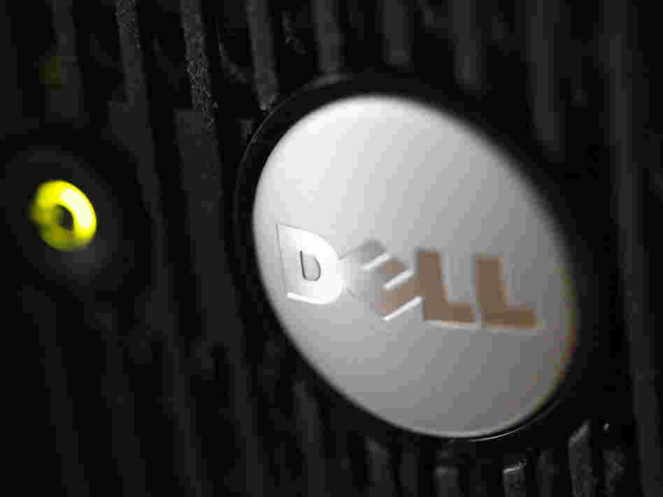 Dell is going private.