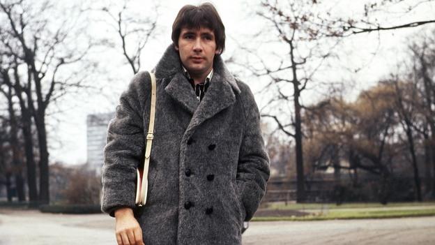 Reg Presley in Hamburg, circa 1965. (Redferns)