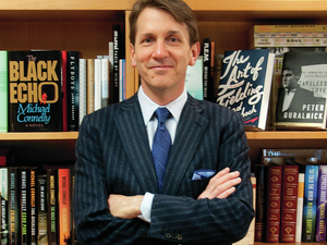 Michael Pietsch is currently executive vice president and publisher of Little, Brown and Company. He'll become CEO of Hachette on April 1.