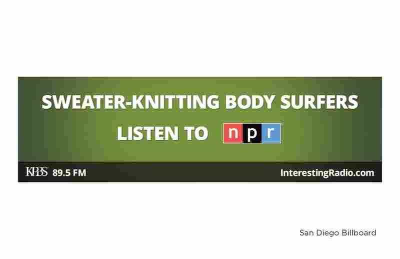 KPBS 89.5 FM San Diego Billboard