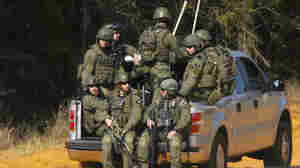 Dramatic End To Alabama Hostage Standoff Took Careful Planning