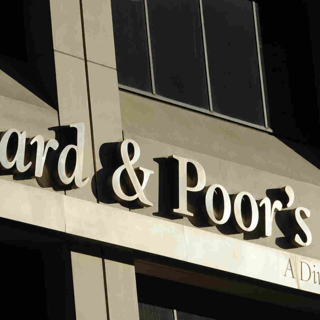 S&P Lawsuit Puts Ratings Firms Back In The Spotlight