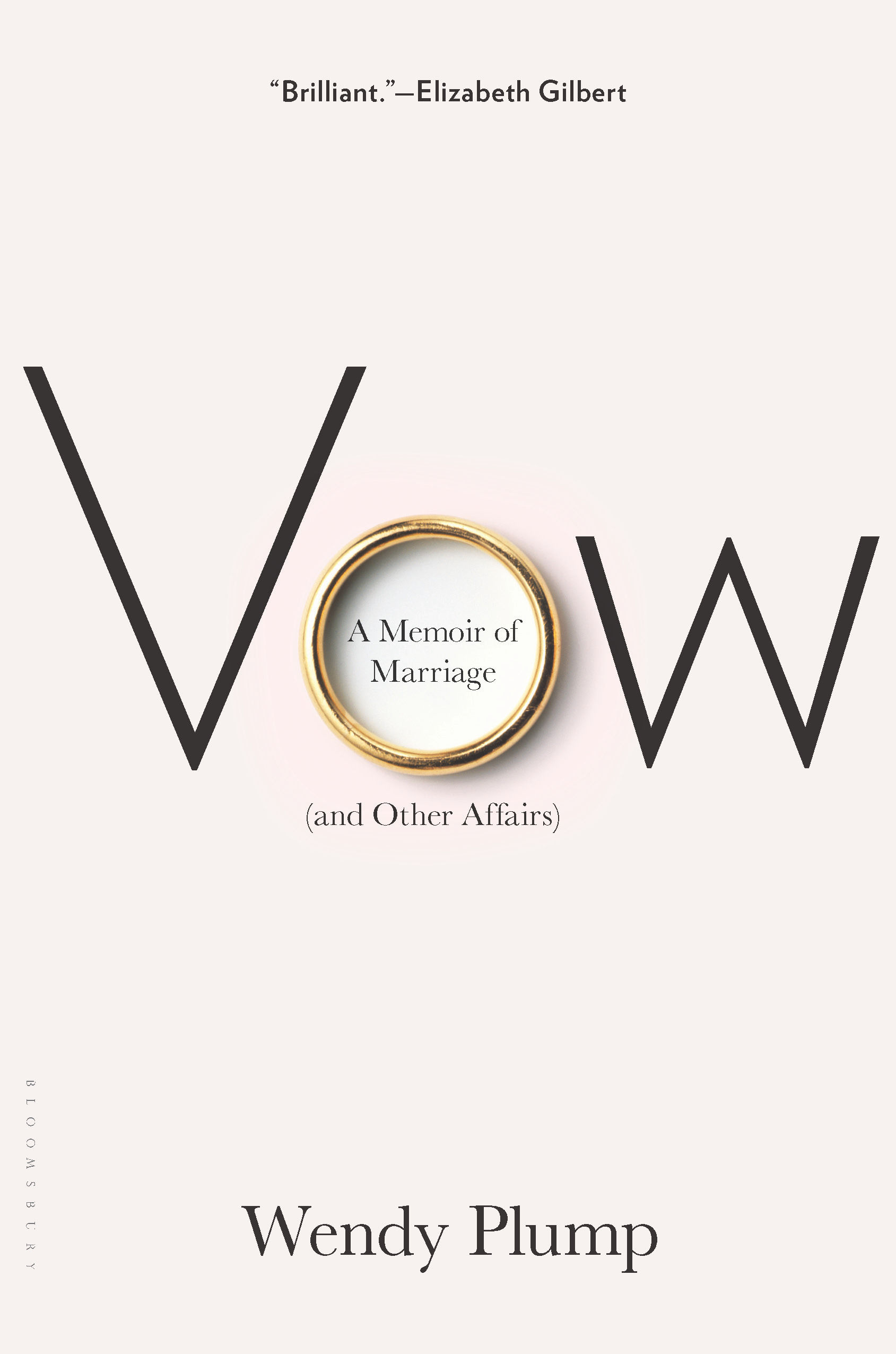 Cover of Vow