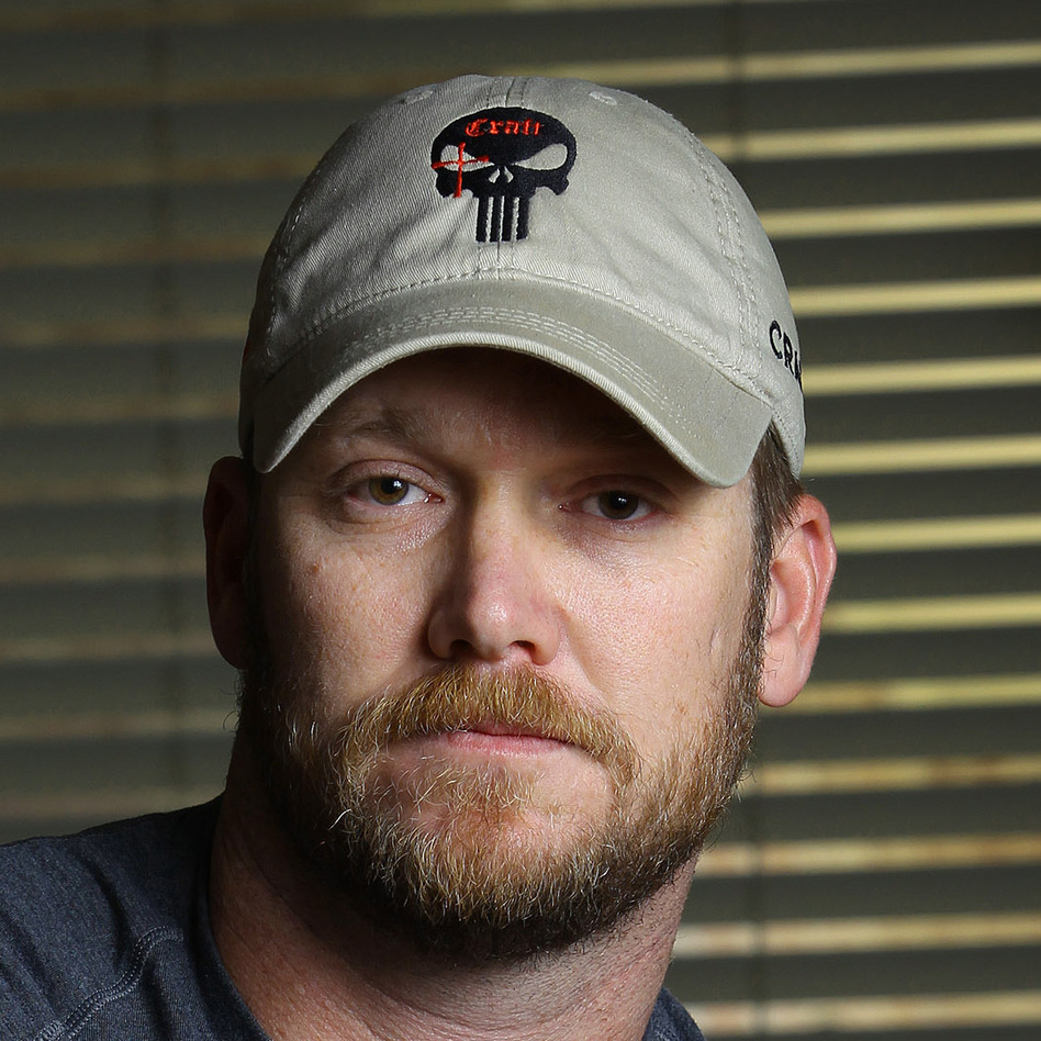 Chris Kyle, a retired Navy SEAL and best-selling author of American Sniper: The Autobiography of the Most Lethal Sniper in U.S. Military History, was killed at a gun range near Glen Rose, Texas, on Feb. 2. (MCT/Landov)