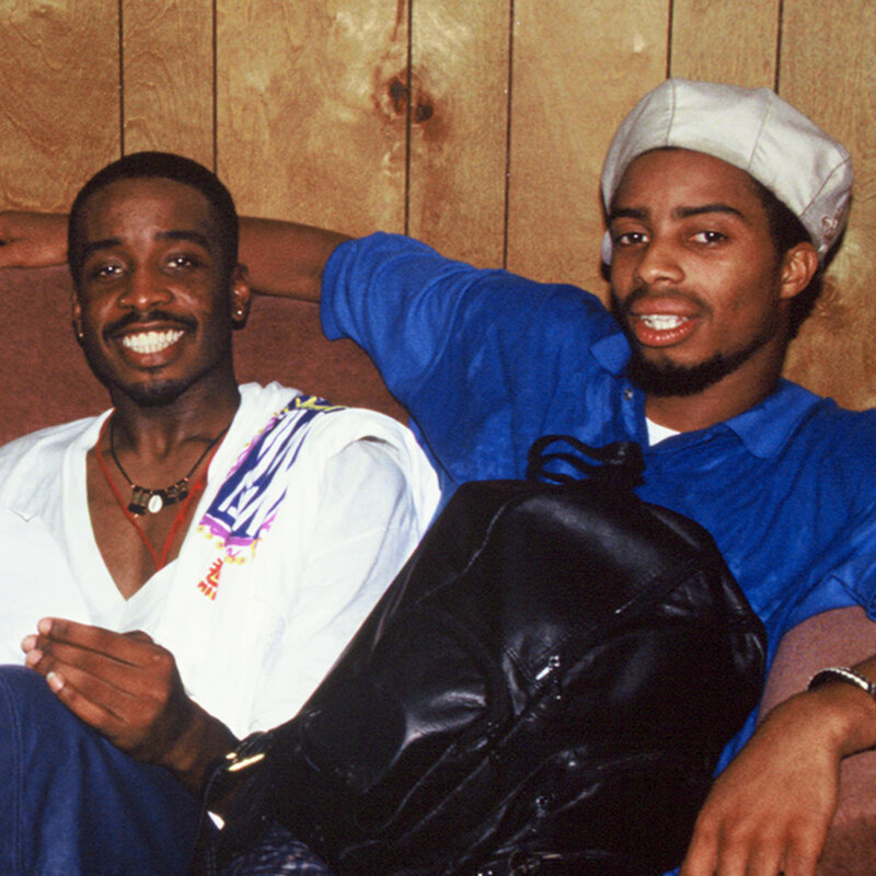 The Many Sounds Of 1993 Bay Area Rap : The Record : NPR