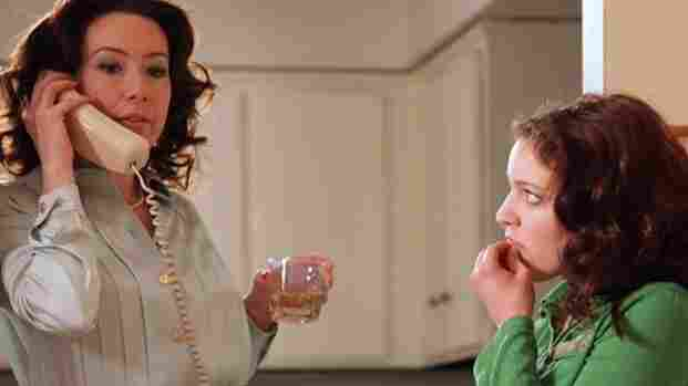 Donna (Molly Parker) is the drunk, distracted matriarch to Maggie (Olivia Harris) and her nervous siblings in The Playroom.
