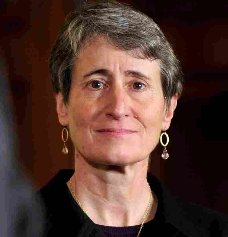 Sally Jewell, president and CEO of REI, who is in line to be the next secretary of interior.