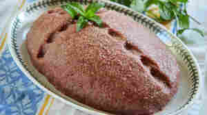"""Kibbeh nayeh, a dish that combines raw meat, bulgur and onion, is """"the definitive Lebanese festive food,"""" says Kamal Mouzawak, founder of Beirut's first organic farmers market."""