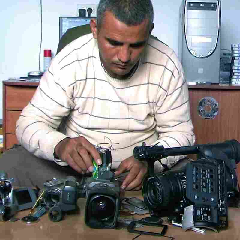 The Story Of A West Bank Village Told With '5 Broken Cameras'