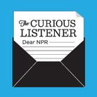 The Curious Listener logo.