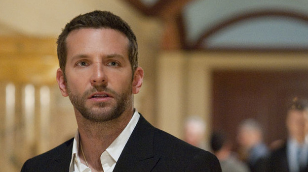 Bradley Cooper has been nominated for an Academy Award for his role in the film Silver Linings Playbook. (The Weinstein Company)