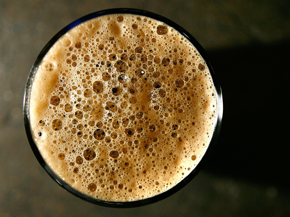 Yeast affects several aspects of beer including the foam, or head, that forms on the of the glass. If fermentation is too vigorous, too many of the foam-stabilizing proteins may be lost.