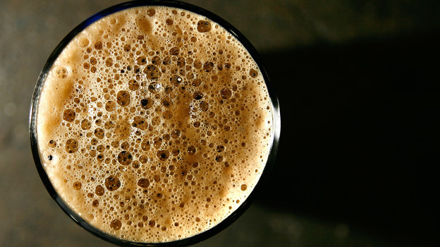 Yeast affects several aspects of beer including the foam, or head, that forms on the of the glass. If fermentation is too vigorous, too many of the foam-stabilizing proteins may be lost. (Getty Images)