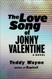 Cover of The Love Song of Jonny Valentine