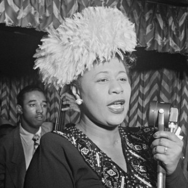 Ella Fitzgerald scored a stunning seven songs on our 50 Great Jazz Vocals list.