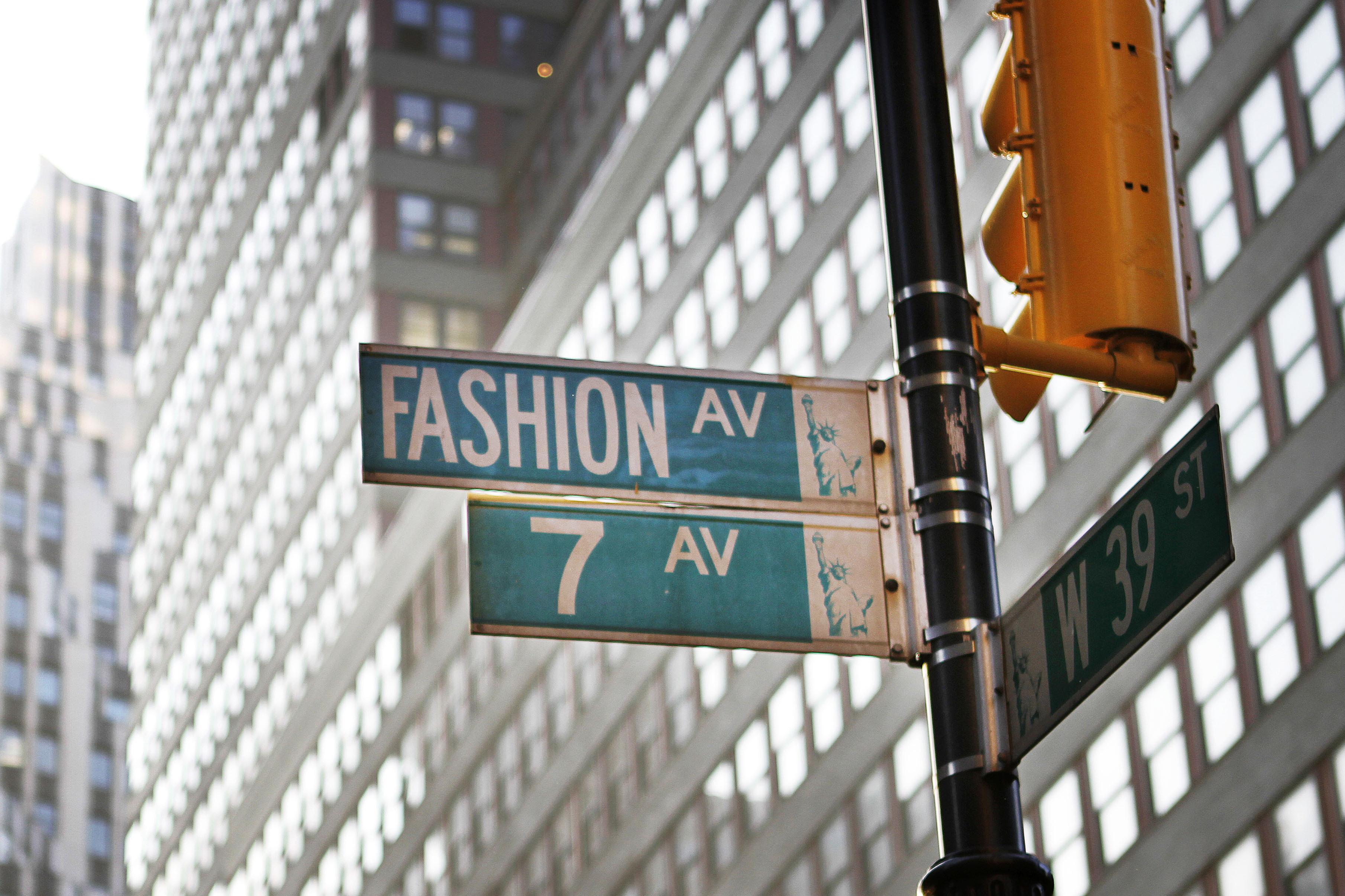 Fashion avenue clothing. Clothing stores