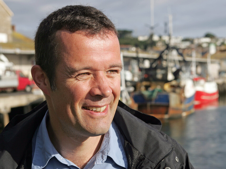 Rupert Howes is the CEO of the Marine Stewardship Council, an international nonprofit that has pledged to promote fisheries that protect the oceans. (Courtesy of Marine Stewardship Council)