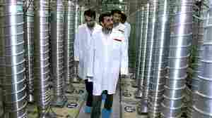 Blocking Iran With A Global Game Of Nuclear 'Keep Away'