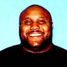 Christopher Jordan Dorner. He's the suspect in two murders and the shooting of three police officers, one of whom has died. A manhunt is under way in and around Los Angeles.
