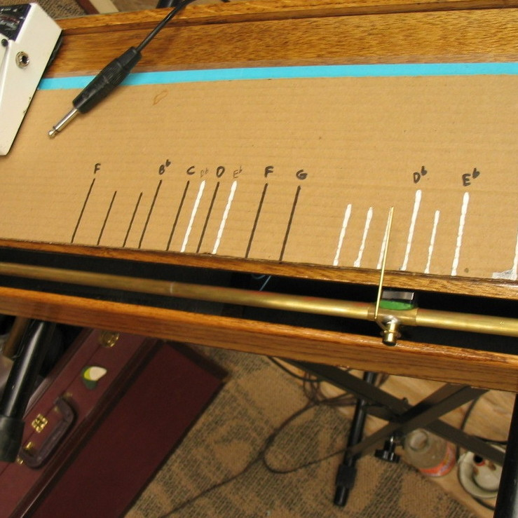 The Tannerin, an electrotheremin inspired by Paul Tannen's own version of a theremin