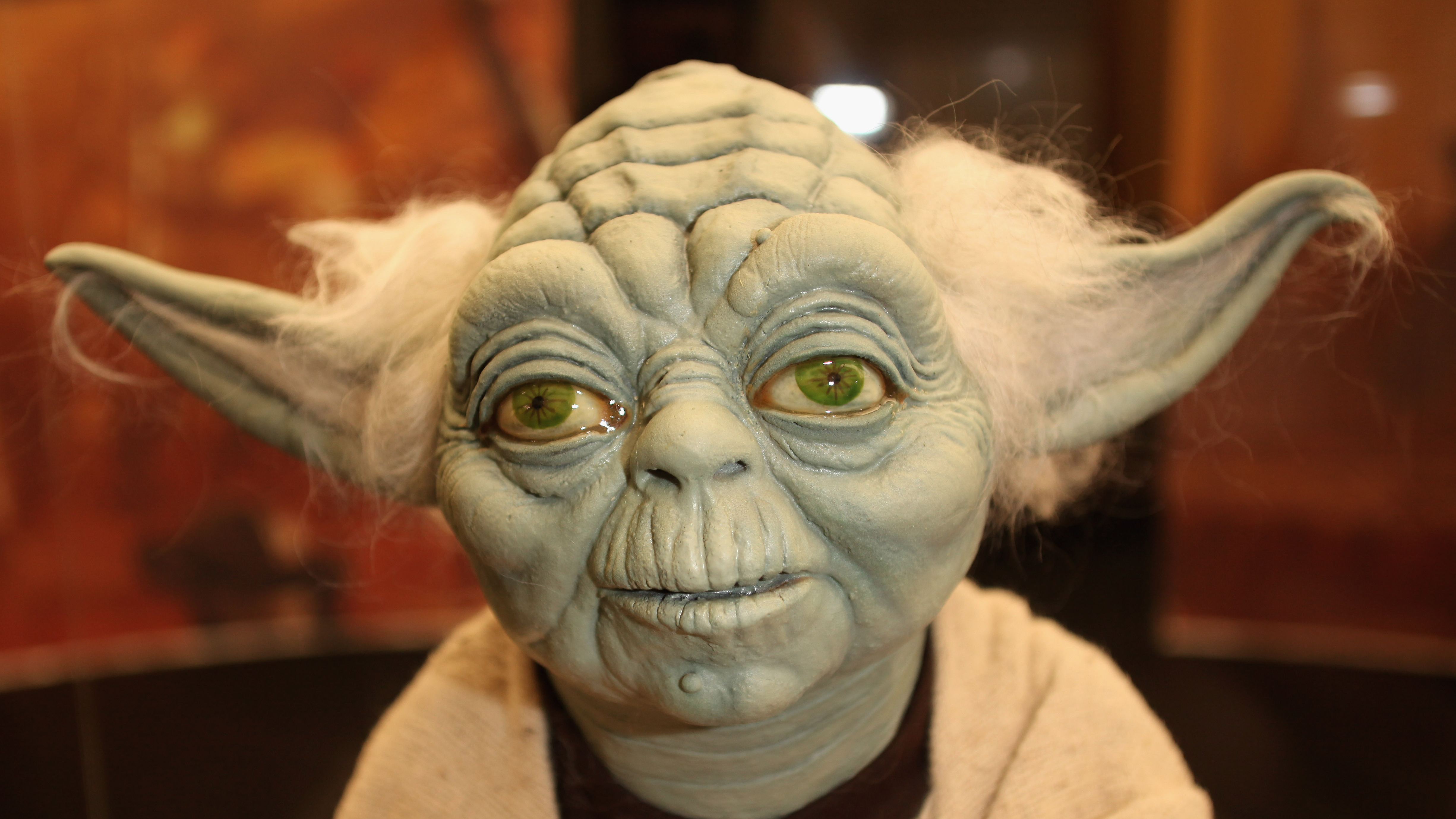 Makeup Artist Who Created Yoda Dies; Stuart Freeborn Was 98 : NPR