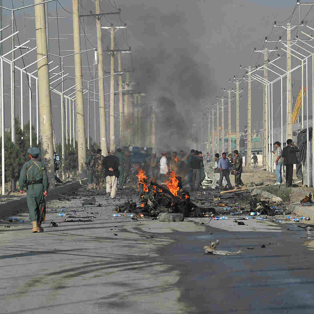 Afghanistan, Pakistan Seek A Fatwa Against Suicide Attacks
