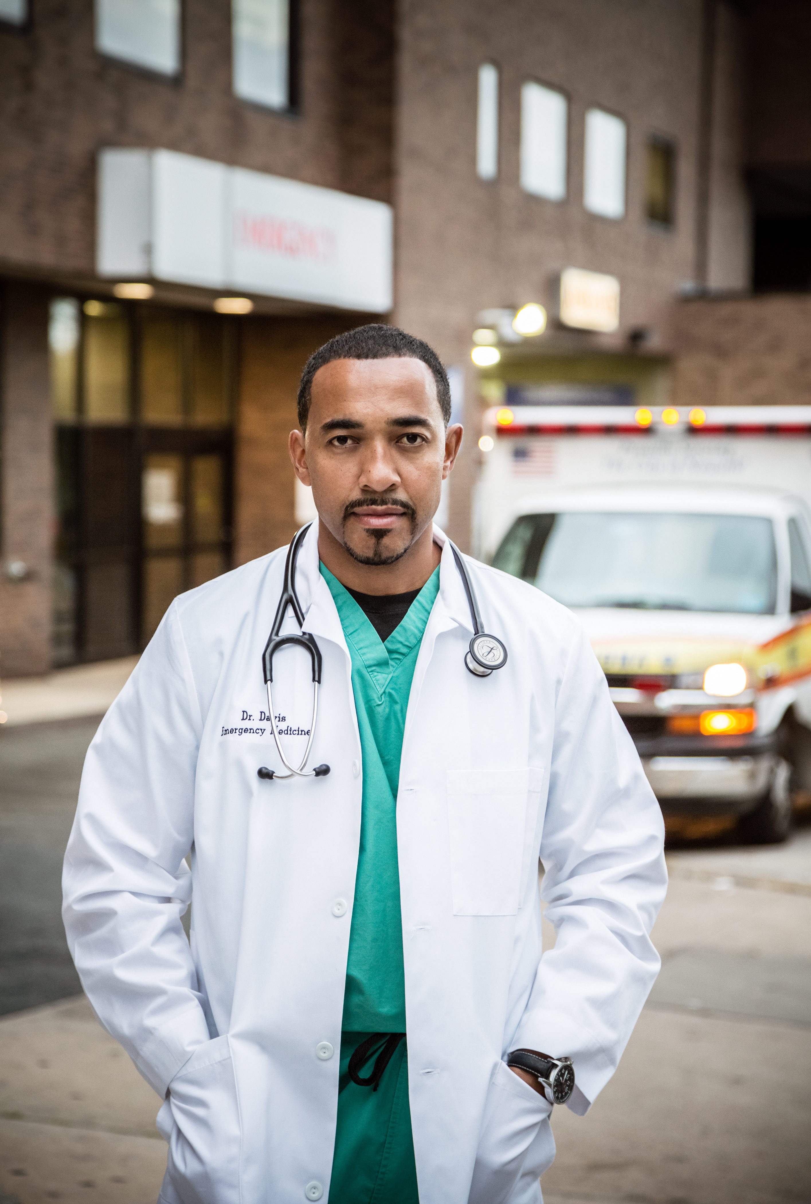 healing brick city a newark doctor returns home ncpr news sampson davis was born and raised in newark n j he is an emergency medicine physician and a founder two childhood friends of the three doctors