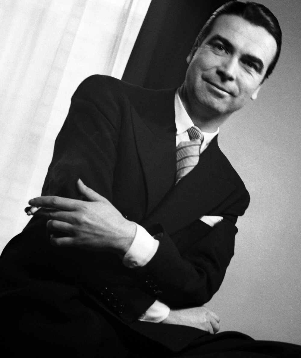 "Cristobal Balenciaga was known as a perfectionist, especially when it came to sleeves. Blume says, ""It was perhaps a sign of real personal attention if you were one of the rare clients that he had lunch with, and at the end of the lunch he ripped out [your] sleeve and reset it."""