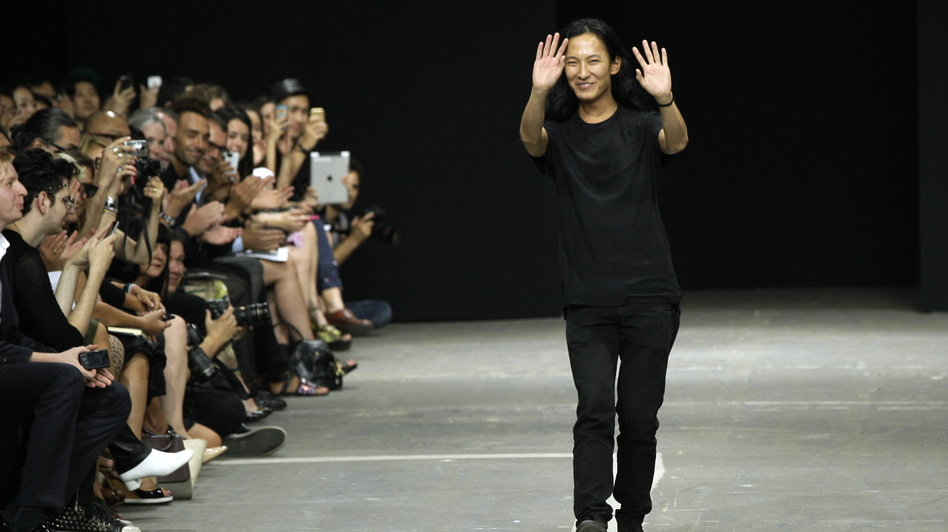 Balenciaga hired Alexander Wang as its new creative director in December 2012. While the fashion house's namesake was known for staying out of the public eye, Wang's public image is very much a part of his designs.