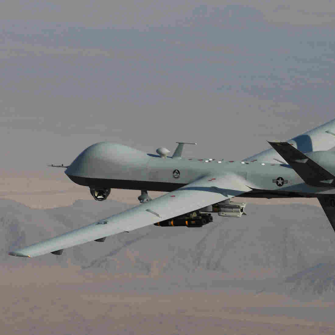 Death By Drone, And The Sliding Scale Of Presidential Power
