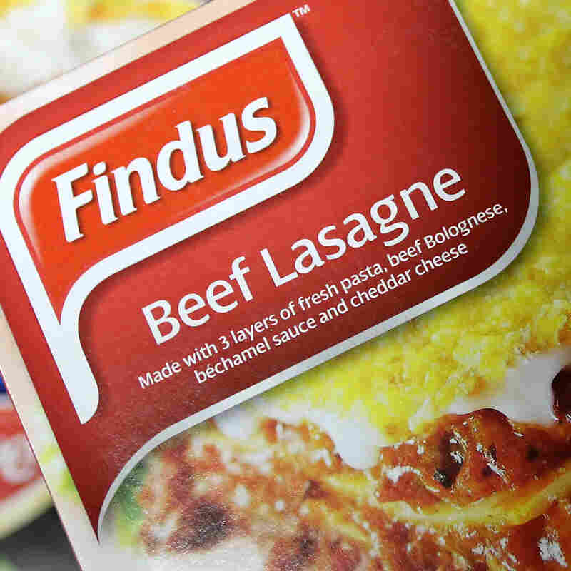 British Outrage Grows As Horsemeat Pops Up In More Foods