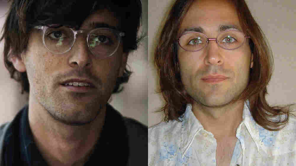 Ducktails' Matt Mondanile (left) is a fan of DJ Sprinkles (a.k.a. Terre Thaemlitz). Who knew?