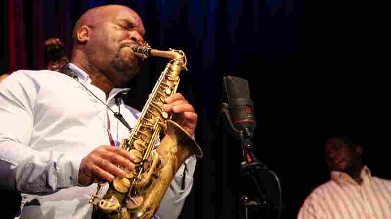 Jaleel Shaw Quartet: Live In Concert