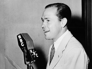 Lyricist Johnny Mercer wrote Hooray for Hollywood as an ironic tribute to the industry that had rejected his acting aspirations.