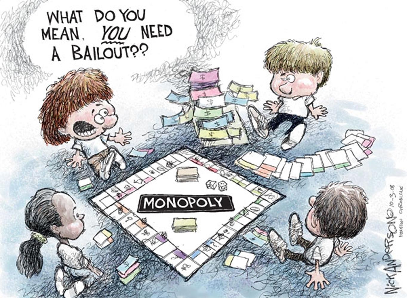 Standard oil monopoly