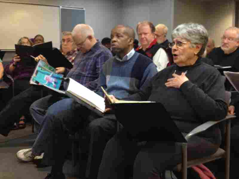 The New York City Labor Chorus has been around for about 20 years. The singers have improved their sound but question whether that is enough to have new generations tune in.