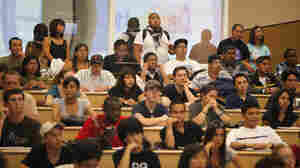 California State University Seeks Black Students From The Pews