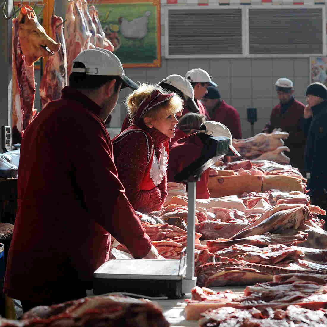 Why Russia Is Saying 'Nyet' To U.S. Meat Imports