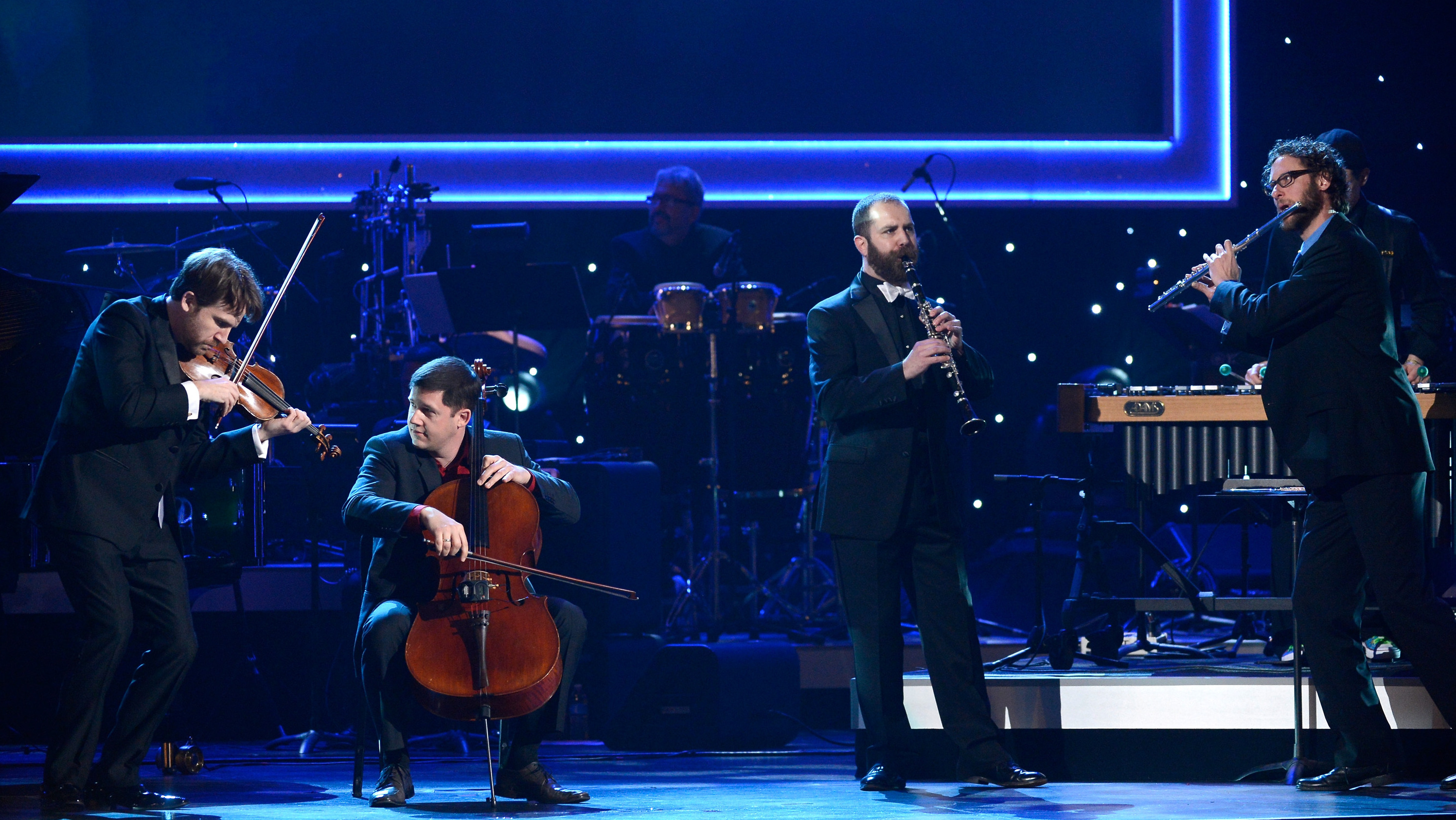 Classical Grammys 2013: Same Old Winners, Bold New Music